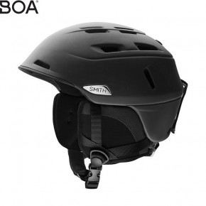 Go to the product Helmet Smith Camber matte black 2019/2020