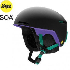 Go to the product Helmet Smith Code Mips matt jade block 2019/2020