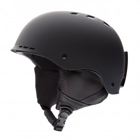 Go to the product Helmet Smith Holt 2 matte black 2018/2019
