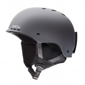 Go to the product Helmet Smith Holt 2 matte charcoal 2018/2019
