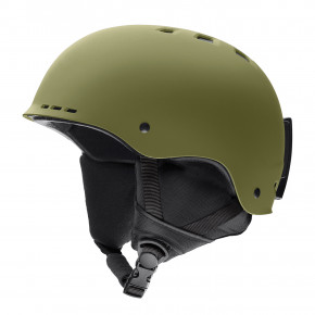 Go to the product Helmet Smith Holt 2 matte olive 2017/2018