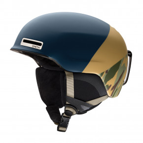 Go to the product Helmet Smith Maze matte navy camo 2017/2018