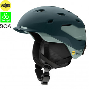 Go to the product Helmet Smith Quantum Mips matte spruce 2020/2021