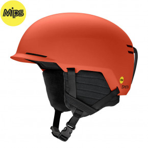 Przejść do produktu Kask Smith Scout Mips matte burnt orange 2020/2021