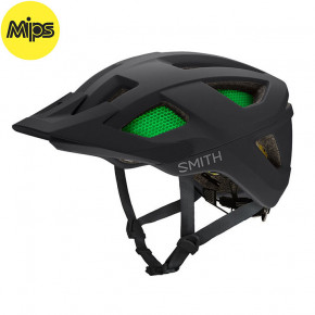 Go to the product Helmet Smith Session Mips matte black 2019