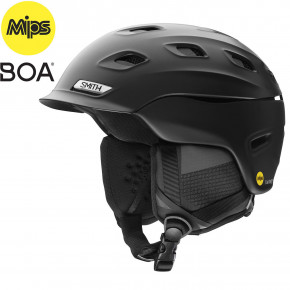 Go to the product Helmet Smith Vantage Mips matte black 2019/2020