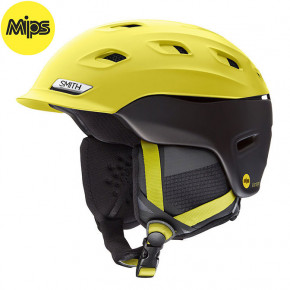 Go to the product Helmet Smith Vantage Mips matte citron black 2018/2019