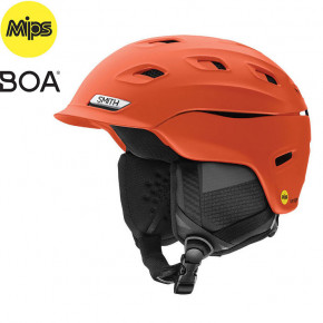 Przejść do produktu Kask Smith Vantage Mips matte red rock 2019/2020