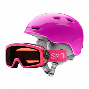 Przejść do produktu Kask Smith Zoom Jr./rascal pink 2018/2019