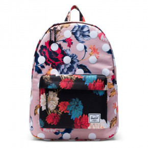 Go to the product Backpack Herschel Classic winter flora/vintage floral/polk 2019