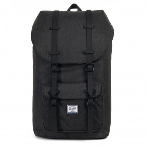 Go to the product Backpack Herschel Little America black crosshatch/black 2020
