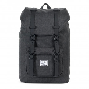 Go to the product Backpack Herschel Little America Mid black crosshatch/black 2020
