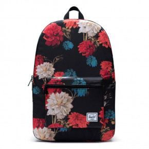 Go to the product Backpack Herschel Packable Daypack vintage floral black 2019