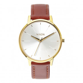 Go to the product Watch Nixon Kensington Leather gold/saddle 2017