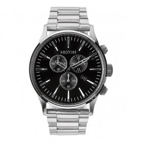 Go to the product Watch Nixon Sentry Chrono black 2017