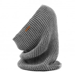 Go to the product Necktie Horsefeathers Alma Knitted Neck Warmer grey 2018/2019