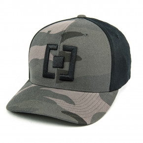 Go to the product Cap Horsefeathers Efron black camo 2019/2020