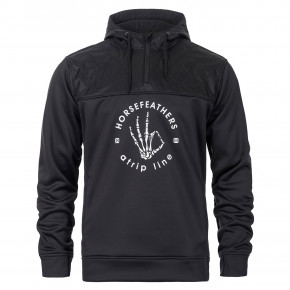 Go to the product Tech Hoodie Horsefeathers Koda Atrip black 2019/2020