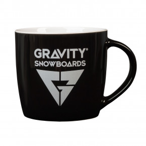 Go to the product Cup Gravity Mug black