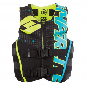Prejsť na produkt Vesta Hyperlite Boys Youth Indy Cga black/teal/green 2019
