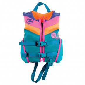Přejít na produkt Vesta Hyperlite Girls Child Indy Neo teal/pink/orange 2019