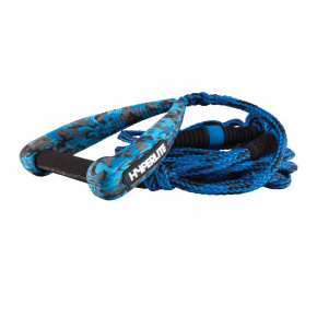 Przejść do produktu Hyperlite Riot Surf Rope/ W Handle 25 blue camo 2020