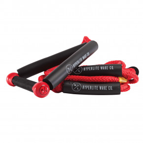 Go to the product Hyperlite Surf Rope/ W Handle red 2020