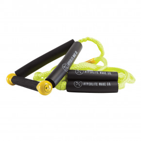 Przejść do produktu Hyperlite Surf Rope/ W Handle yellow 2020