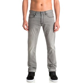 Přejít na produkt Jeansy Quiksilver Distorsion Grey Damaged grey damaged 2016