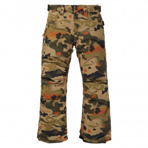 Go to the product Pants Burton Boys Barnstorm kelp birch camo 2020/2021