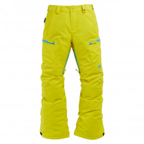 Go to the product Pants Burton Girls Elite Cargo limeade 2020/2021