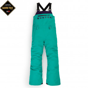 Go to the product Pants Burton Kids Gore Stark Bib dynasty green 2020/2021