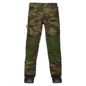 Go to the product Pants Burton Southside Slim Fit brush camo/rifle green 2017/2018
