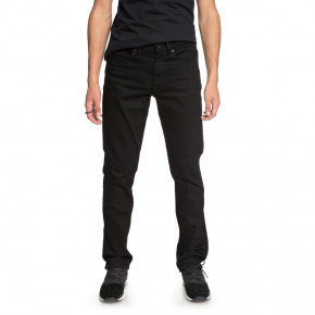 Go to the product Pants DC Worker Straight Stretch black rinse 2018