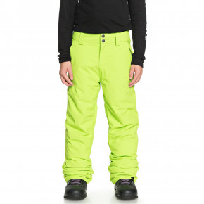Przejść do produktu Spodnie Quiksilver Estate Youth lime green 2018/2019