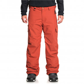Go to the product Pants Quiksilver Porter barn red 2019/2020