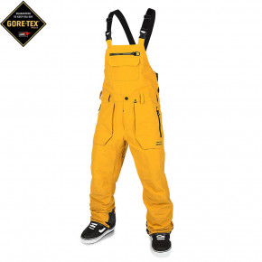 Go to the product Pants Volcom Rain Gore Bib Overall resin gold 2020/2021