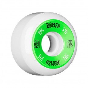 Go to the product Wheels Bones OGF V5 100's white/green 2018
