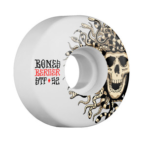 Go to the product Wheels Bones Stf Berger Medusa white 2017