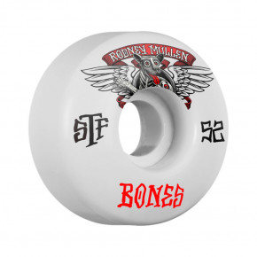 Go to the product Wheels Bones STF Mullen Winged Mutt white 2018