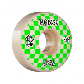 Go to the product Wheels Bones STF Patterns V3 white 2020