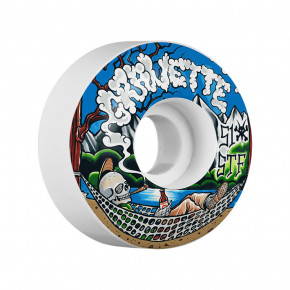 Go to the product Wheels Bones Stf Pro Gravette Outdoorsman V2 white 2019