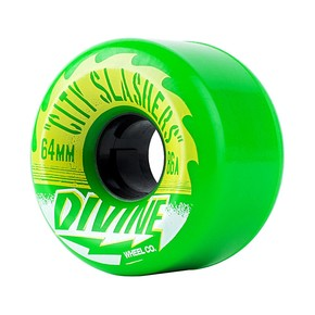 Go to the product Wheels Divine City Slashers green 2017