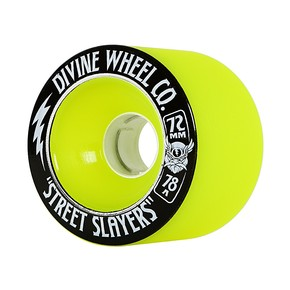 Go to the product Wheels Divine Street Slayers green 2017