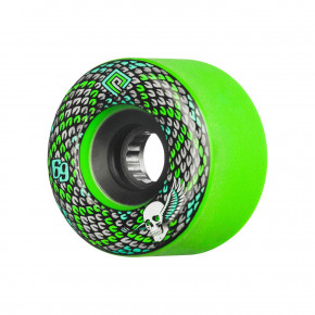 Go to the product Wheels Powell Peralta Ssf Snakes green 2017