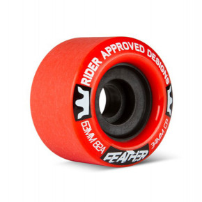 Go to the product Wheels R.a.d. Feather red