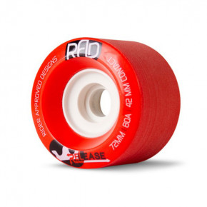 Go to the product Wheels R.a.d. Release red