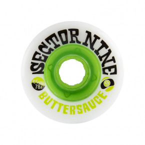 Go to the product Wheels Sector 9 Buttersauce 65Mm/78A white