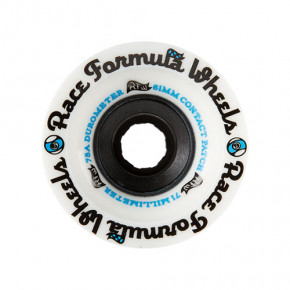 Go to the product Wheels Sector 9 Race Formula 71Mm/75A Offset white