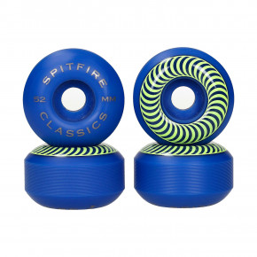 Go to the product Wheels Spitfire Classic cobalt blue 2020
